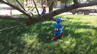 Music Video for Superheroes Superheros from Dani Shay