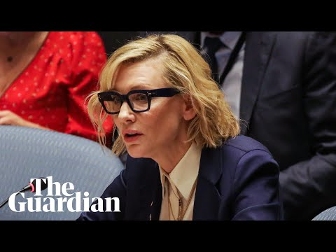 Cate Blanchett on the Rohingya Crisis