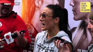 UFC 193: Valerie Letourneau on WMMA's long road to acceptance