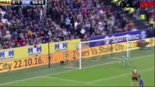 Hull City Vs Chelsea 02 Premier League 01102016 All Goals & Highlights