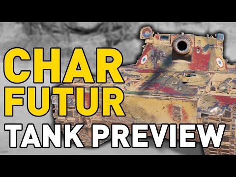 Char Futur 4 - Tank Preview - World of Tanks