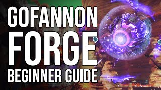 Destiny 2 Gofannon Forge Beginner Guide