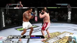 UFC - UFC Fights - SOOOO DISRESPECTFUL - UFC Fights 2014 | Ea Sports UFC