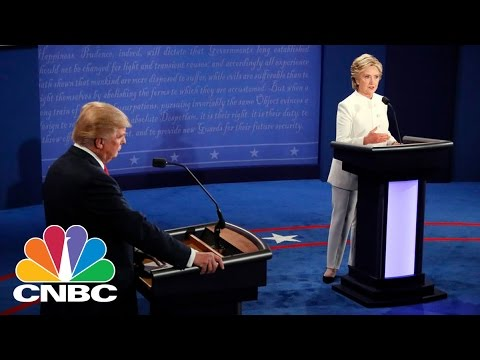 Highlights Of The 2016 US Presidential Election | CNBC