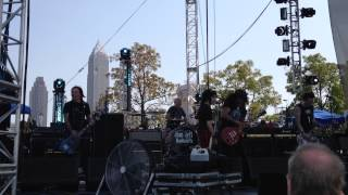 Slash & Joan Jett doing Star Star at the AP Awards