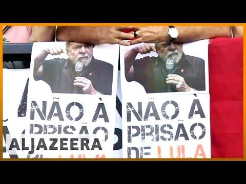 🇧🇷 Brazil election: Thousands call for Lula da Silva to run | Al Jazeera English