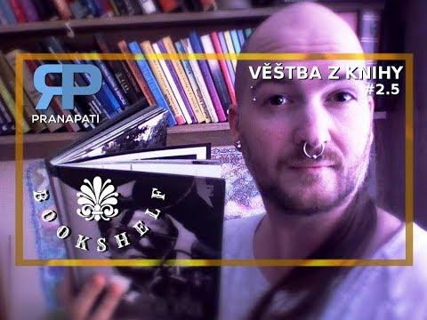 Bookshelf #2.5 - věštba z knihy Listy staré vychovatelky Sofie Podlipské