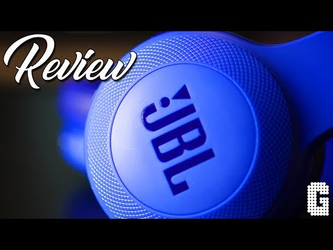 BIG SOUND! : JBL E45BT Wireless Headphone REVIEW