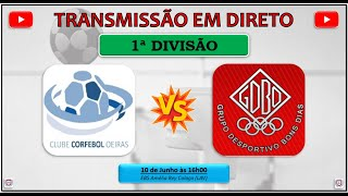 CN 2020/21 | 8ª Jornada | CCO x GDBD