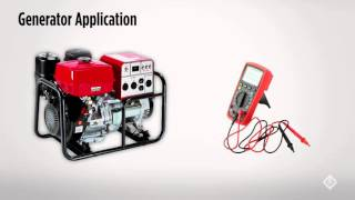 Generator Selection & Sizing with a Franklin Motor