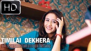 Brijesh Shrestha Ft Fuba Tamang 'TIMILAI DEKHERA' [OFFICIAL M/V] High Quality Mp3