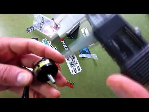 TMotor F80 2500Kv - UNBOXING & S800 FLIGHT TEST