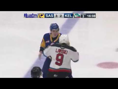 Riley McKay vs. Mark Liwiski