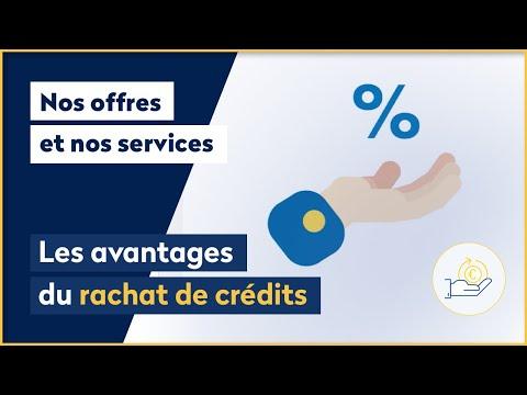 Le rachat de crédits quels avantages ?