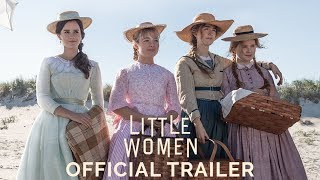 Little Women - Official Trailer - In Cinemas New Year's Day