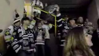 Bili Tygri Fans Turnov - děkovačka Litvínov