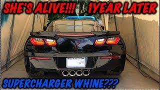 Rebuilding A Wrecked 2017 Corvette Z06 Part 9