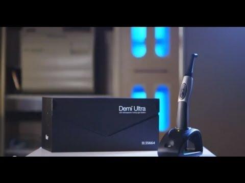 Kerr Demi Ultra akkumulátor nélküli polimerizációs lámpa