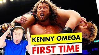 MMA FAN REACTS TO KENNY OMEGA FOR THE FIRST TIME (excellent...)