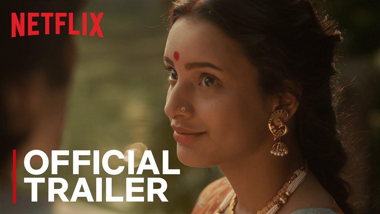 Трейлер индийского фэнтези Netflix «Бульббул»