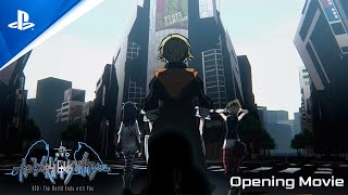 PlayStation NEO: The World Ends with You - Opening Movie | PS4 anuncio