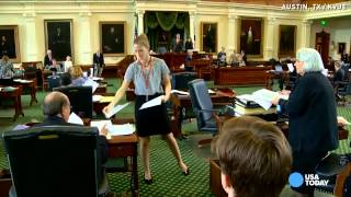 Texas Senate approves open carry bill