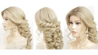 Hairstyles For Long Hair | New Wedding Prom Updo Tutorial