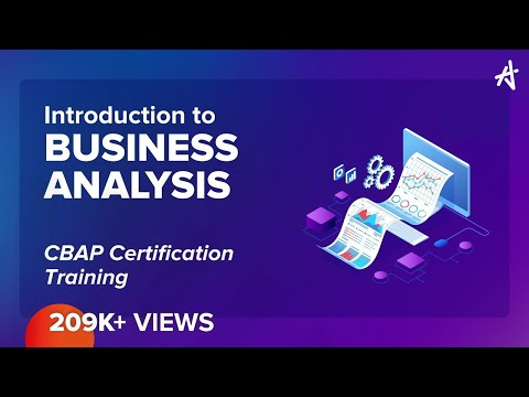 Business Analyst Training for Beginners | CBAP® Certification ...