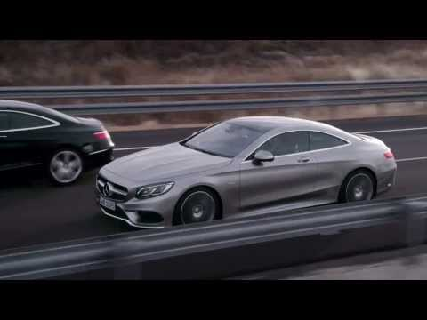 Mercedes Benz  S Class Coupe Купе класса A - рекламное видео 1