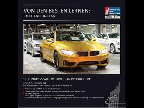 10. Kongress Automotive Lean Production