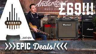 10w Hybrid Valve Amp for £69?? Yes Please!!