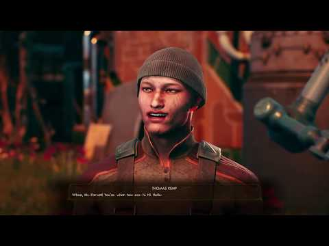 The Outer Worlds pt. 2: Making a choice.