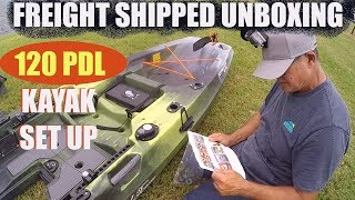 Old Town Topwater PDL Kayak - Overview and Test - Free video