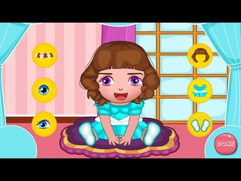 baby care hospital dress up обзор игры андроид game rewiew android