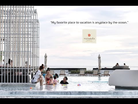 คุณแม่เลอค่า VLOG #0 | Veranda Resort Pattaya [Family Pool Suite]