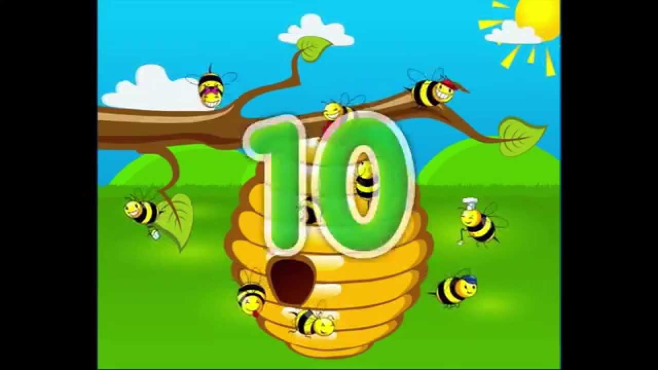 Aprendemos los números del 1 al 10 para niños