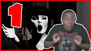 Black Guy Plays: Emily Wants To Play Pt.1 - NOOO! FLUFF THAT!!!