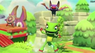 VideoImage1 Yooka-Laylee and the Impossible Lair