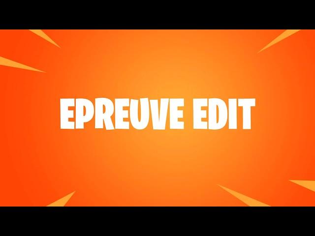 ÉPREUVE EDIT | SOMBRE KNIGHT SHOW