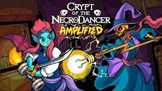 videó Crypt of the Necrodancer: Amplified