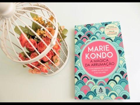 A m�gica da arruma��o (Marie Kondo)