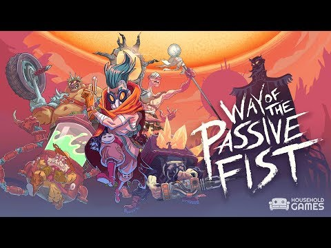 Way of the Passive Fist - Launch Date Announcement Trailer thumbnail