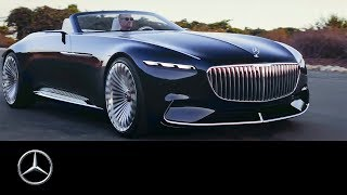 Vision Mercedes-Maybach 6 Cabriolet: Revelation of Luxury | Trailer
