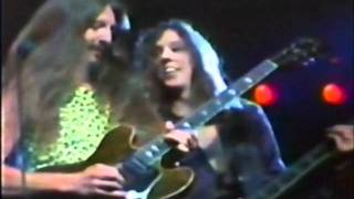 DOOBIE BROTHERS  - DEPENDING ON YOU (Live 70s)