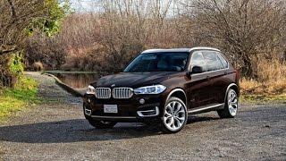 2016 BMW X5 xDrive 40e Car Review