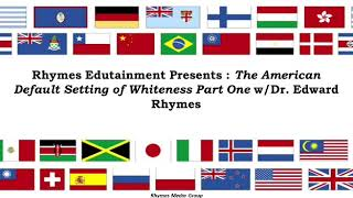 RMG's Anti-Racism 301: The American Default Setting of Whiteness Part One