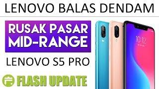 2,8Jutaan !! LENOVO S5 PRO INDONESIA   6GB RAM & 4 CAMERA   Harga Spesifikasi Resmi