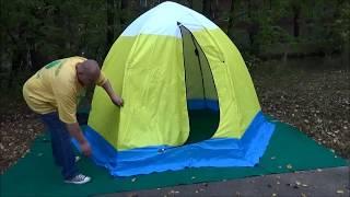 Зимняя палатка стэк 4 elite
