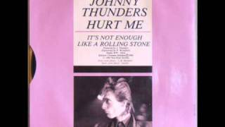 Johnny Thunders-It's Not Enough