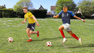 I Trained for 3 Months to Run as Fast as Kylian Mbappé